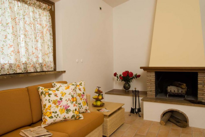 Interno - Country House la Madonnina